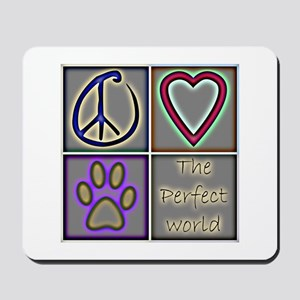 Perfect World: Dogs (ALT) - Mousepad