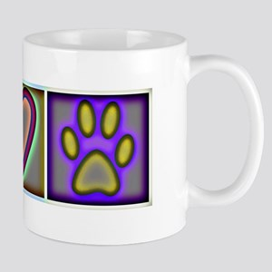 Peace Love Dogs (ALT) - Mug