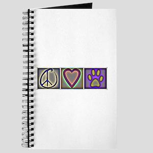 Peace Love Dogs (ALT) - Journal