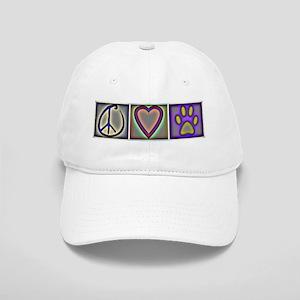 Peace Love Dogs (ALT) - Cap