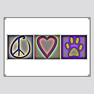 Peace Love Dogs (ALT) - Banner