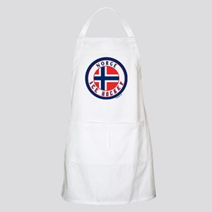 NO Norway/Norge Ice Hockey Apron