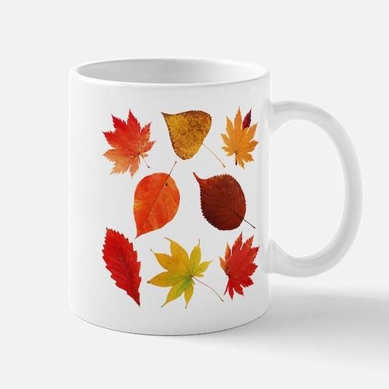 Autumn Leaves - Mug