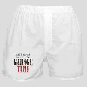 Garage Time Boxer Shorts