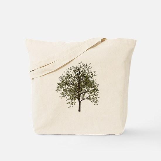 Simple Tree - Tote Bag