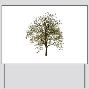 Simple Tree - Yard Sign
