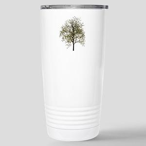 Simple Tree - Stainless Steel Travel Mug