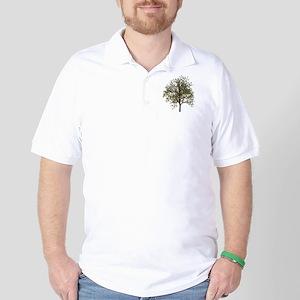Simple Tree - Golf Shirt
