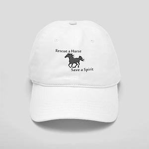 Rescue a Horse Cap