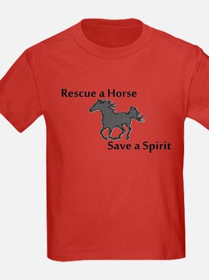 Rescue a Horse T