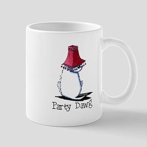 Westie Party Dawg Mug
