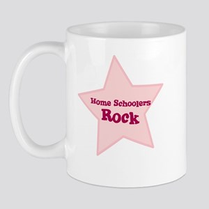 Home Schoolers Rock Mug
