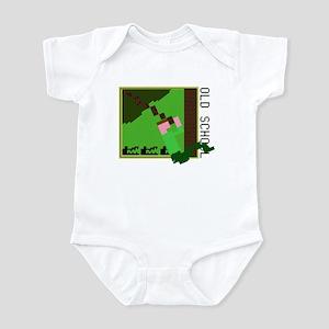 Pitfall Infant Bodysuit