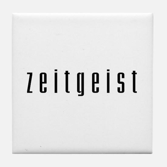 Zeitgeist Tile Coaster