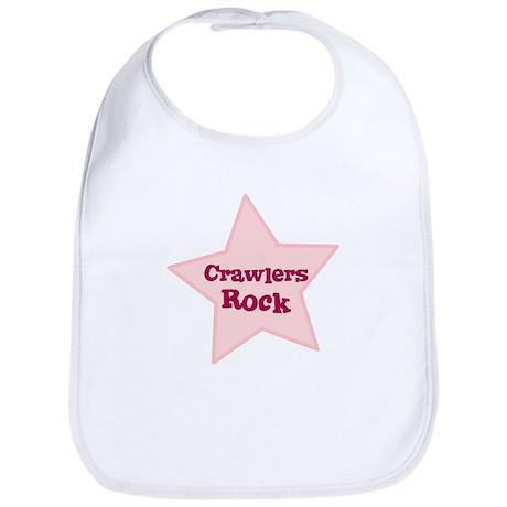 Crawlers Rock Bib