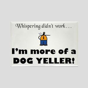 Dog Yeller Magnets