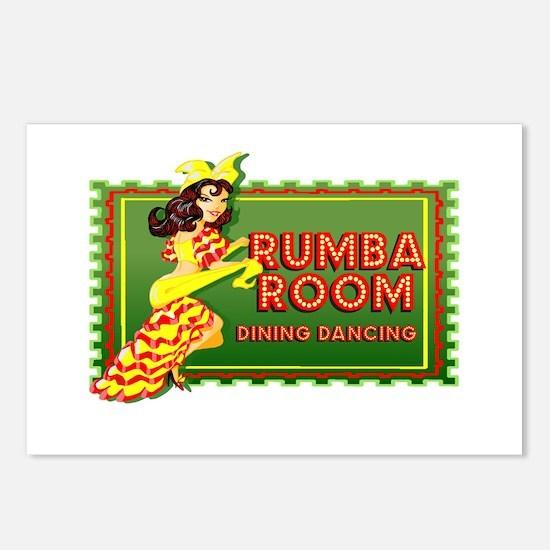 Rumba Room Postcards (Package of 8)