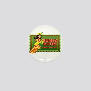 Rumba Room Mini Button