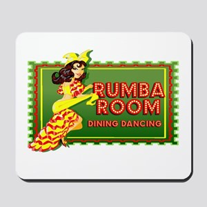 Rumba Room Mousepad