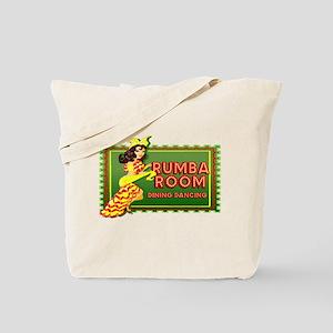 Rumba Room Tote Bag