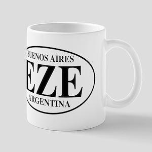EZE Buenos Aires Mug