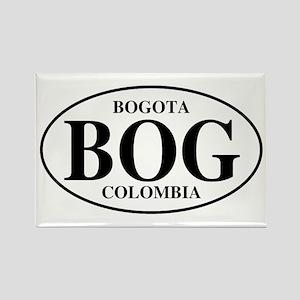 BOG Bogota Rectangle Magnet
