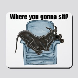 CBlk chair Where RU Mousepad