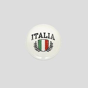 Italia Mini Button