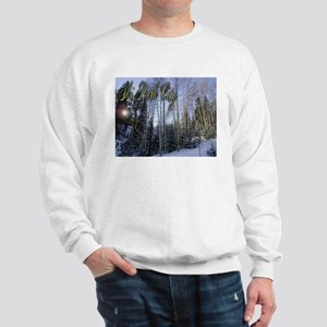 Ski Park City - Scenic Sweatshirt