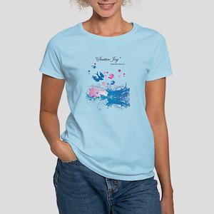 Scatter Joy Women's Light T-Shirt