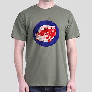 TARGET COOPER Dark T-Shirt
