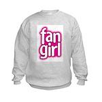 Fan Girl Kids Sweatshirt
