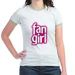 Fan Girl Jr. Ringer T-Shirt
