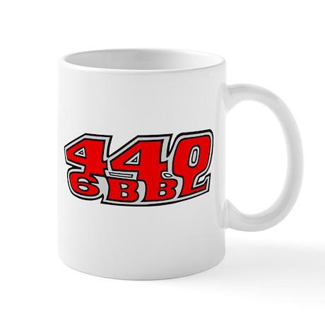440 6BBL Mug