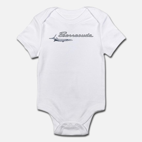 Barracuda Logo Infant Bodysuit