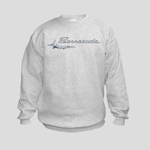 Barracuda Logo Kids Sweatshirt