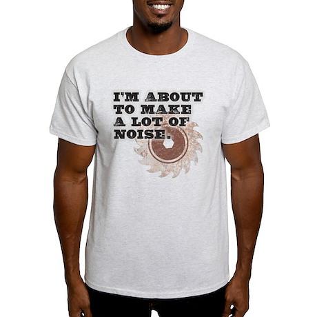 Make Noise Light T-Shirt