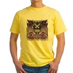 Pilates Couture Yellow T-Shirt