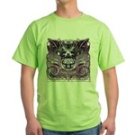 Pilates Couture Green T-Shirt