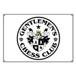 Gentlemen's Chess Club Banner