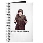Scheid Happens Journal