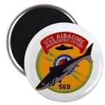 """USS ALBACORE 2.25"""" Magnet (10 pack)"""