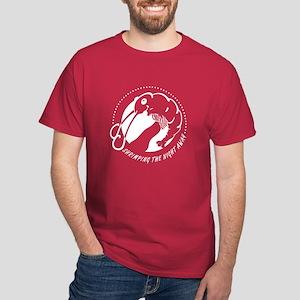 Shrimping T-Shirts Dark T-Shirt