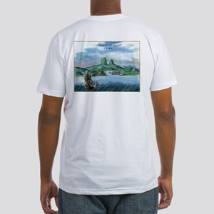 Cuba- Old Havana Fitted T-Shirt