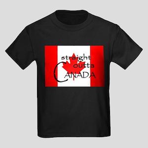 Canada Kids Dark T-Shirt