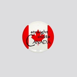 Canada Mini Button