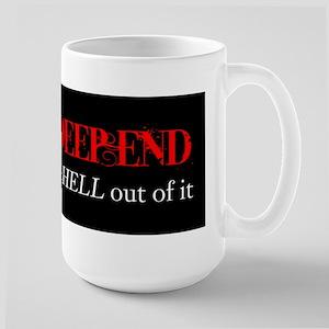 Off the Deep End Mug