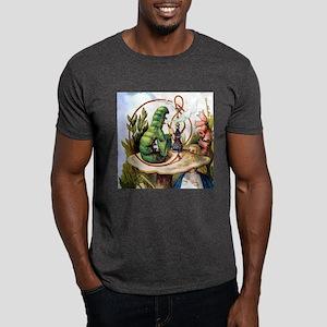 ALICE & THE CATERPILLAR Dark T-Shirt