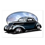 '39 Custom Street Rod Postcards (Package of 8)