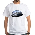 '39 Custom Street Rod White T-Shirt